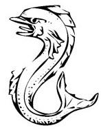 Delfín en los escudos