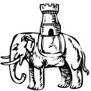 Elefante en los Escudos
