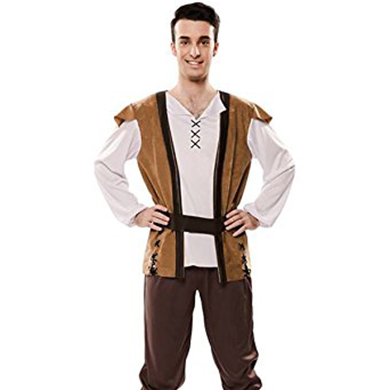 Campesino medieval hombre