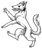 El lobo en los escudos de armas