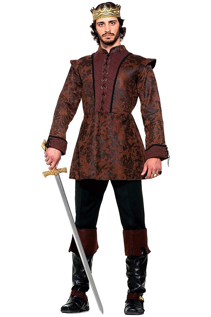 Traje Medieval Hombre 6