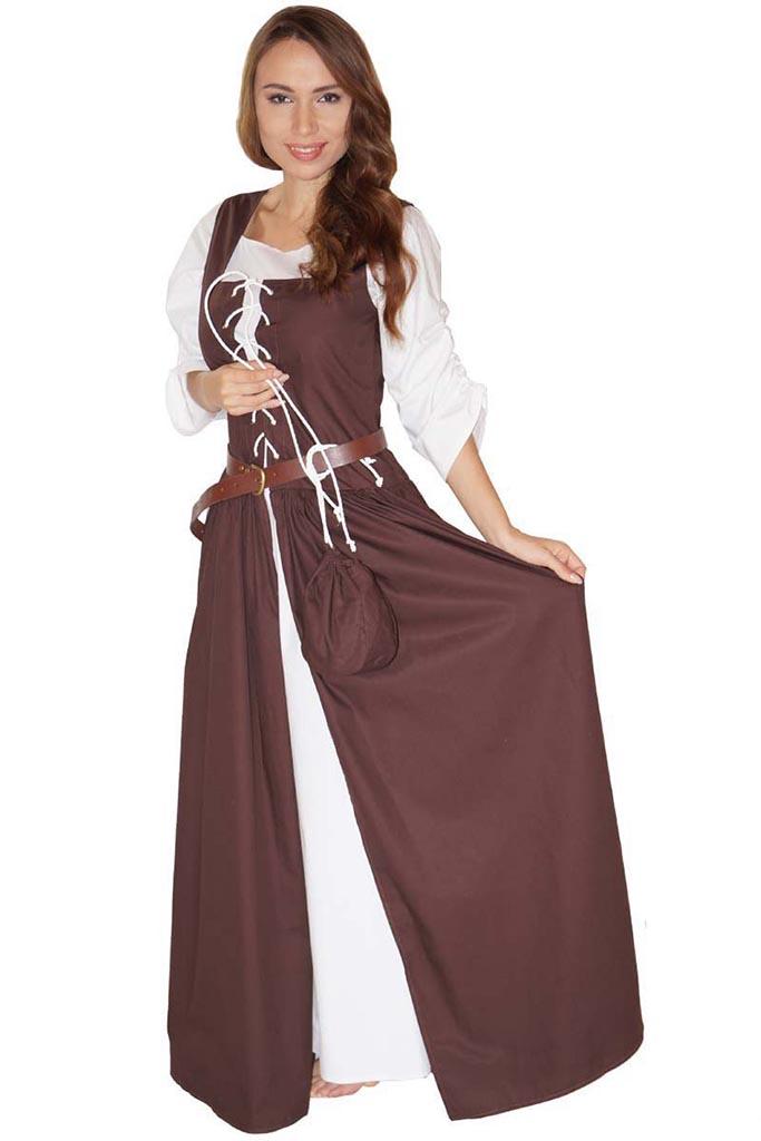 Traje Medieval campesina Mujer 1