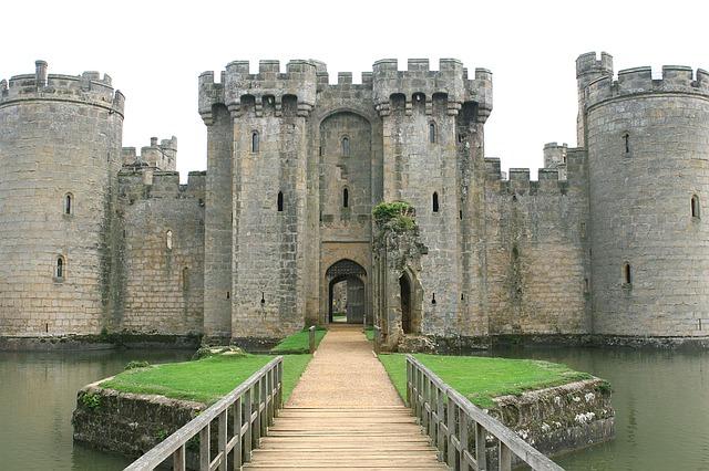 Foso de un Castillo Medieval