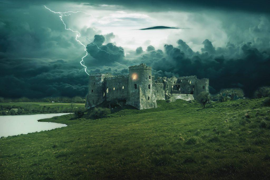 Castillo Medieval Fantástico