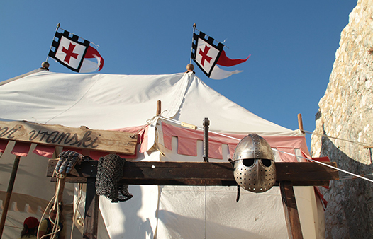 Ferias medievales en España durante noviembre de 2019