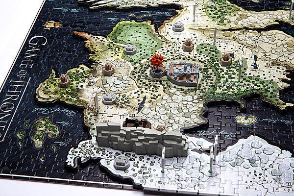 Comprar puzzle de juego de tronos