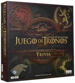 Comprar trivia de juego de tronos