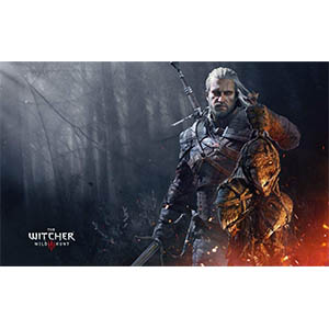 Comprar Póster The Witcher