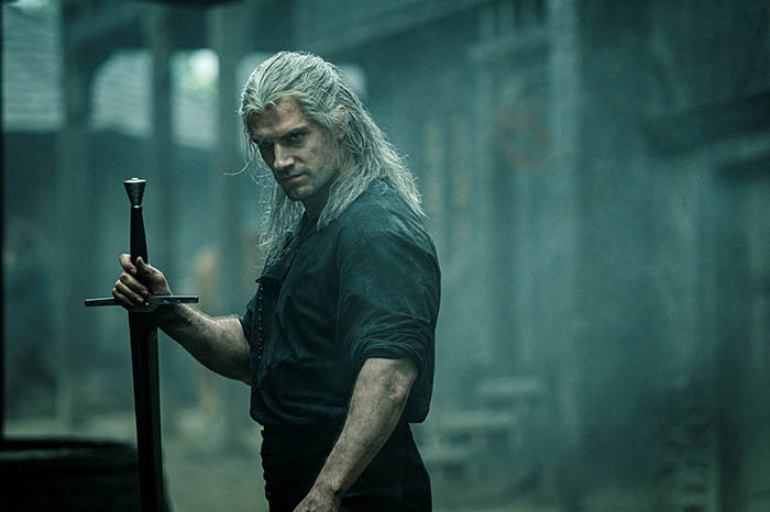 Compra tus árticulos The Witcher