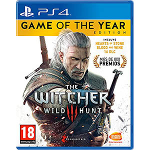 Comprar Juegos The Witcher