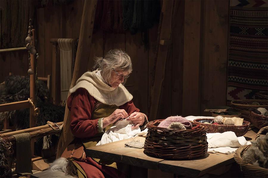 Vestimenta en la Edad Media
