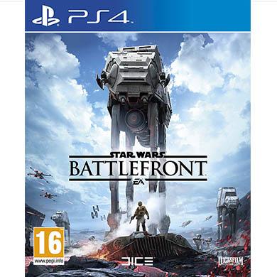 Star Wars Battlefront para PS$